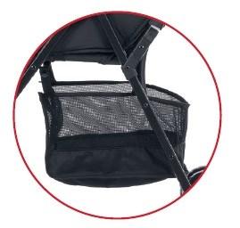 Roomy basket