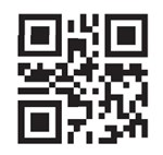 Use the QR-Code reader on your smartphone to scan the code and see how to install the car seat.