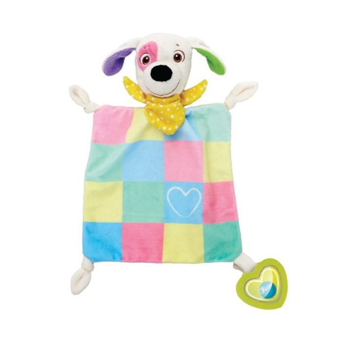 Charlie Soft Puppy Blanket