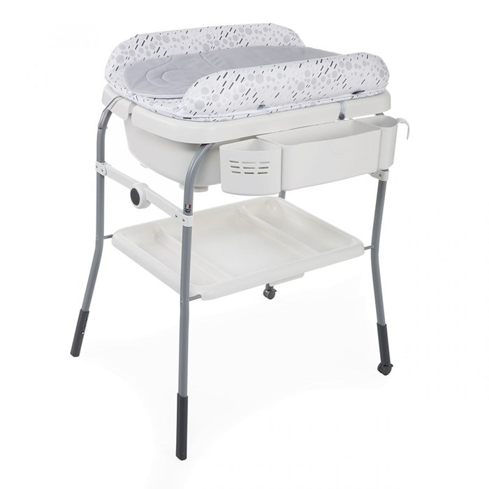 Baby Bath Changing Table Cuddle & Bubble