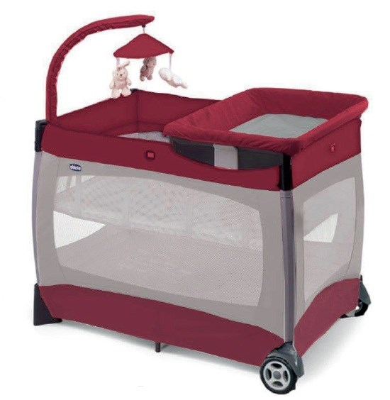 Lullaby Easy 2nd Level Bassinet Included