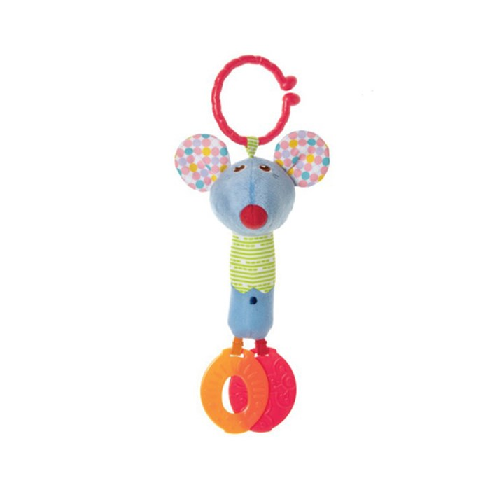 Marcy the Mouse Rattle