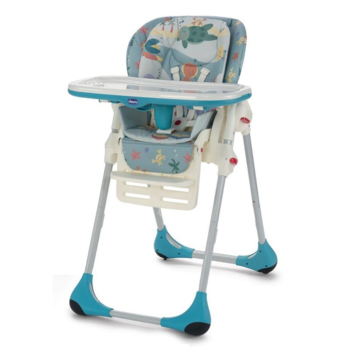 Polly Double Phase Highchair