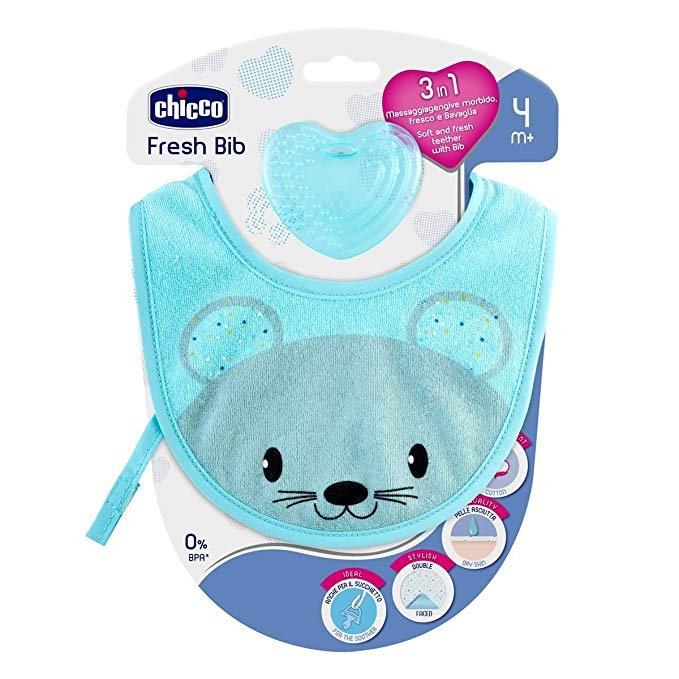 Teethers Fresh Bib